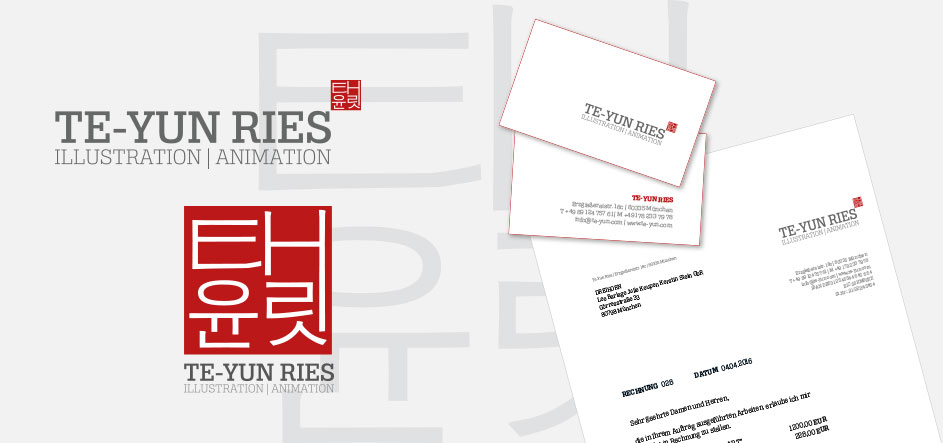 Corporate Design Te-Yun Ries