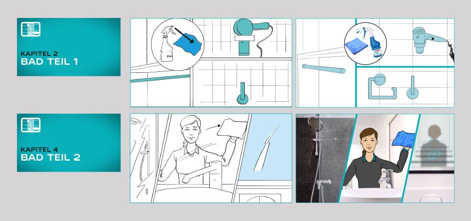 MotelOne – Vom Storyboard zum Film